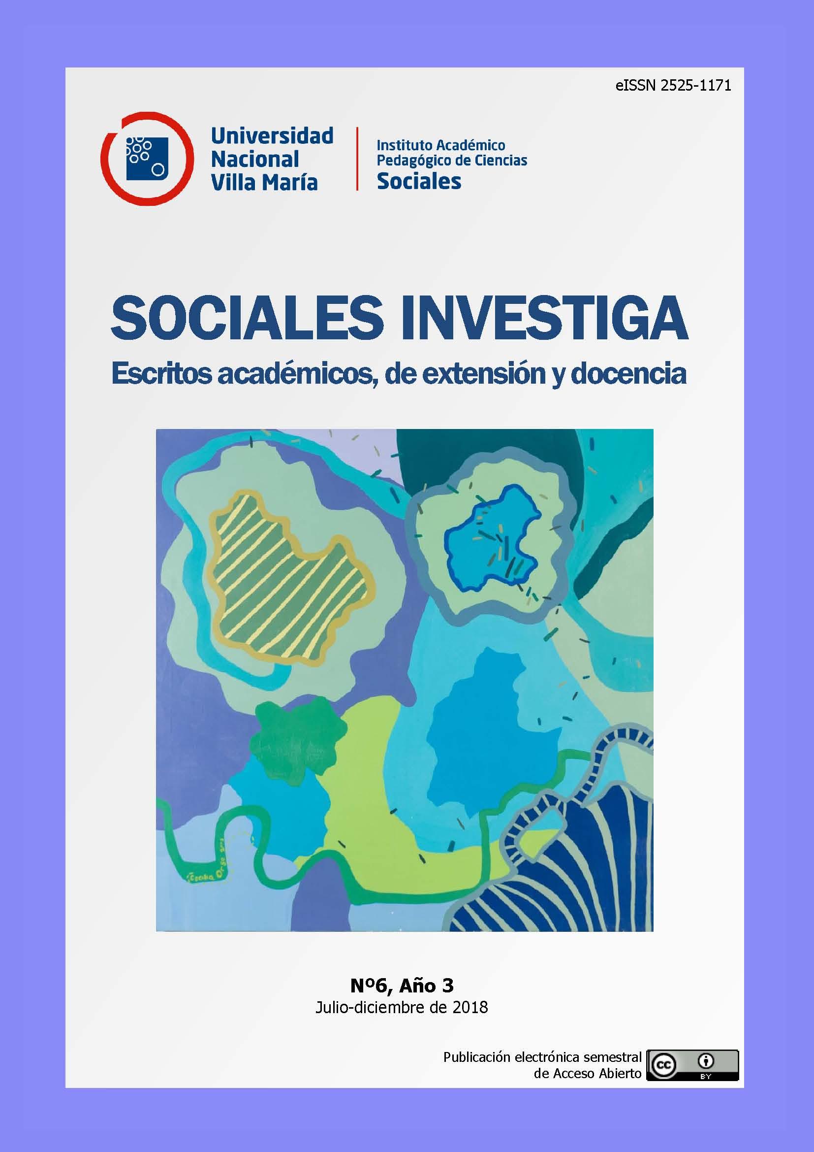 Sociales Investiga N6