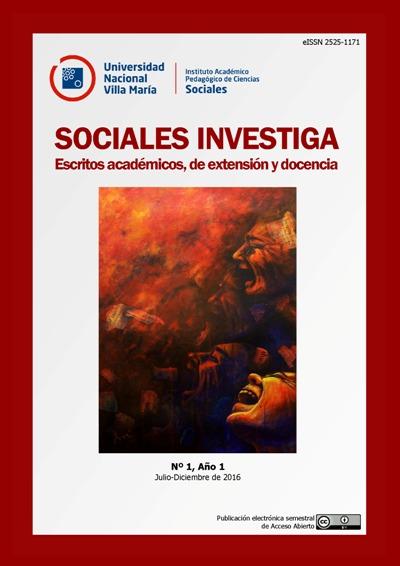 Sociales Investiga Nº1